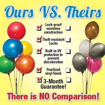 Ours vs Theirs