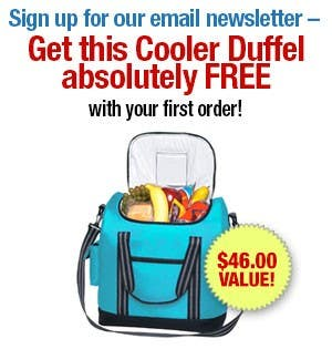 FREE Cooler Duffle